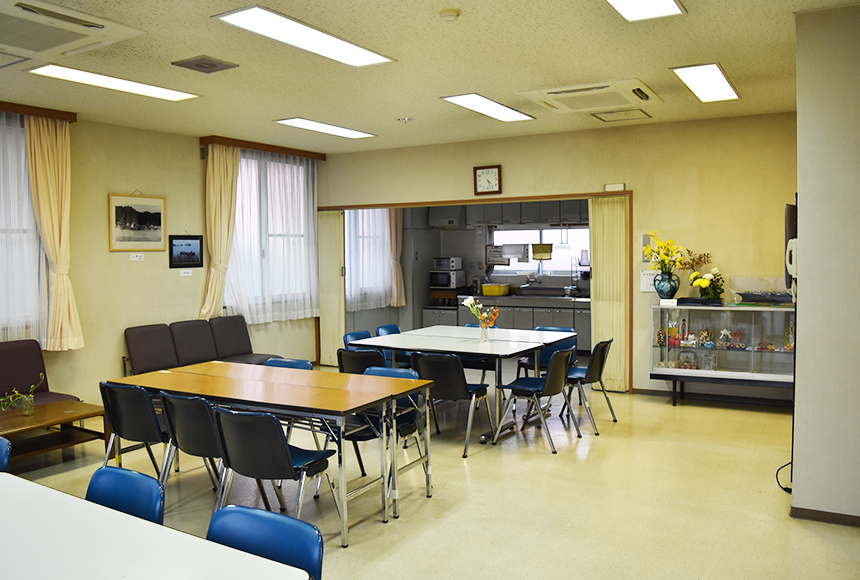門真市立 老人福祉センター : 食堂 : Image Gallery02