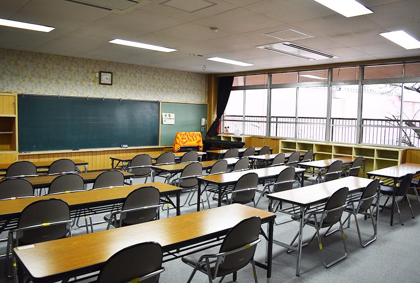 門真市立 老人福祉センター : 教養娯楽室 : Image Gallery01