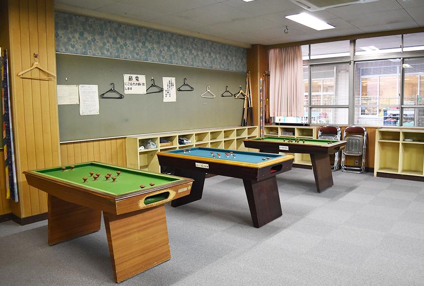 門真市立 老人福祉センター : 機能回復訓練室 : Image Gallery03